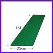 라셀아이언매트 (1mx25cm)/라셀17mm+폼5mm+고무5mm