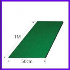 직모아이언매트 (1mx50cm)/라셀17mm+폼5mm+고무5mm