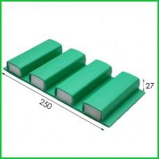 난연고무안전리브/선수보호벽/Safety Wall Rubber Panel/SF27 type/1㎡기준임