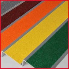 알루미늄 세라믹 계단 논슬립KL-67X /불연 논슬립 65x25mm