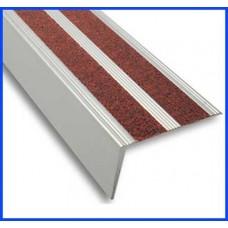 알루미늄 세라믹 계단 논슬립KL-60XW/60x34mm