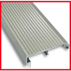 알미늄미장논슬립 KL-505/일체형,습식미장용,50x16mm,통알루미늄